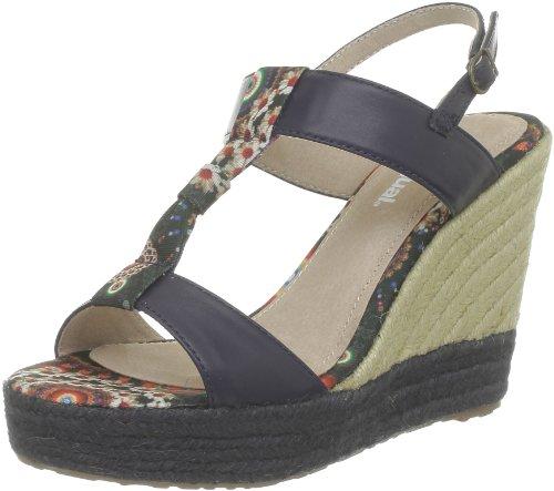 Desigual Damen Sandals Alfo 2 Espadrilles, 41