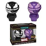 Marvel Venom Black & Purple Hikari XS Vinyl Figura Set