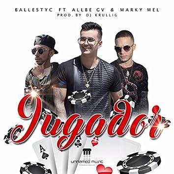 Jugador (feat. AllbeGv & Marky Mel)