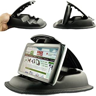 ChargerCity Hippo Series NonSlip Dashboard Beanbag Friction Mount for Garmin Nuvi, TomTom, Via GO and other 4-6 Inch GPS D...