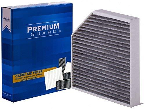 PG Cabin Air Filter PC4439| Fits 2011-19 Audi A8 Quattro, 2012-18 A6, 2012-19 A6 Quattro, A7 Quattro, 2013-18 S6, S7, S8, 2014-18 RS7