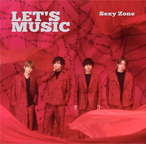 LET'S MUSIC (初回限定盤A)(CD+DVD)(特典:なし)