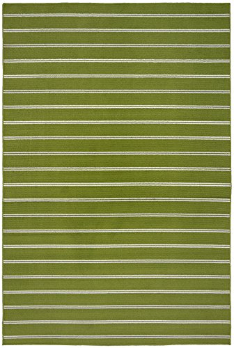 Product Image of the Garland Rug Avery Collection Area Rug, 5' x 7' 5', Grasshopper Green
