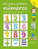 Els meus primers números: Cofre interactiu en català, castellà i anglès: 31 (Base Kids)