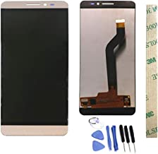 Dr.Chans LCD Display Screen Touch Digitizer Assembly Replacement with Free Tools for Coolpad Tiptop MAX A8-531 A8-930 A8-831 A8 Gold