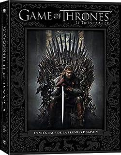Game of Thrones (Le Trône de Fer) - Saison 1 - DVD - HBO (B008HFH5DA) | Amazon price tracker / tracking, Amazon price history charts, Amazon price watches, Amazon price drop alerts