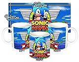 Sonic Mania Taza Mug