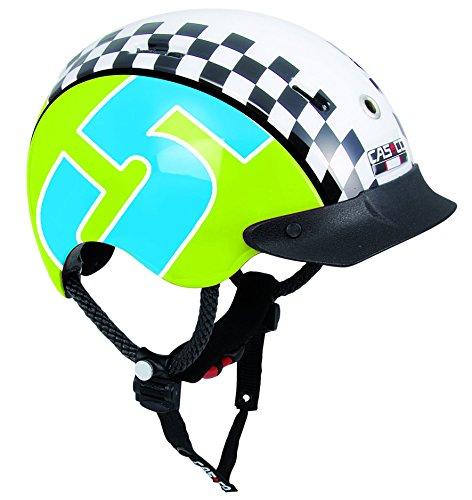 Casco Mini-Generation Racer 5 Infantil para Bicicleta de Paseo, Color Multicolor (44-50...