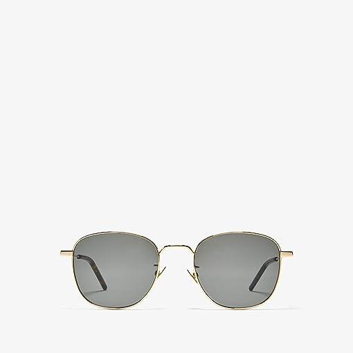 Shiny Light Gold/Grey Solid