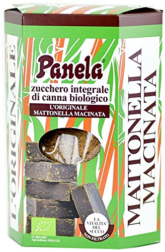 Panela Zucchero Integrale di Canna - 1000 g