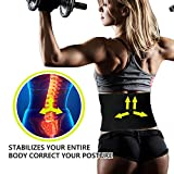 Zoom IMG-2 emooqi cintura allenamento fascia addominale