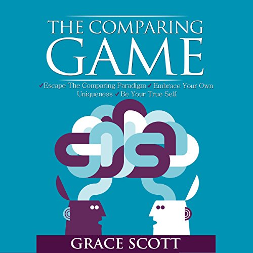 The Comparing Game audiobook cover art