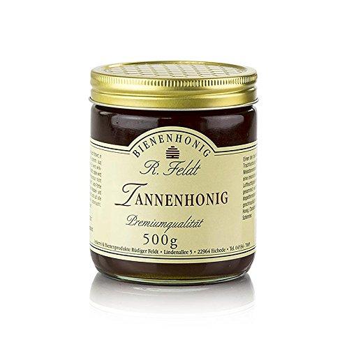 Tannen-Honig, Deutschland, echte Weißtanne, schwarz, flüssig, malzig, würzig