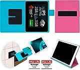 reboon Hülle für Allview Viva Q10 Pro Tasche Cover Case Bumper   in Pink   Testsieger
