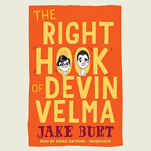 The Right Hook of Devin Velma audiobook cover art