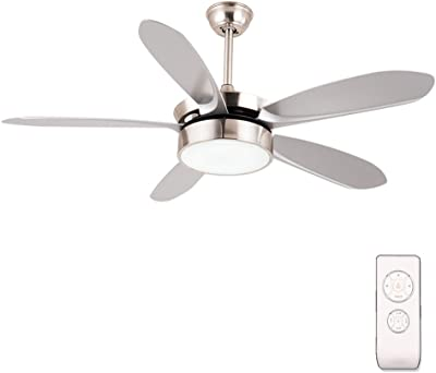 Ge Morgan 54 Quot Bronze Led Indoor Outdoor Ceiling Fan With
