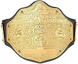 WWE Authentic Wear World Heavyweight Championship Replica Title Belt (2mm Version) Multi Small