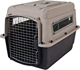 Petmate Ultra Vari Dog Kennel, Heavy-Duty, No Tool Assembly, 4 Sizes,...