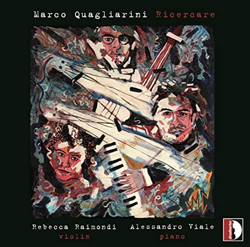 Marco Quagliarini : Ricercare. Duo Ardorè.