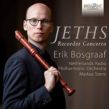 Jeths: Recorder Concerto