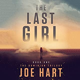 The Last Girl audiobook cover art