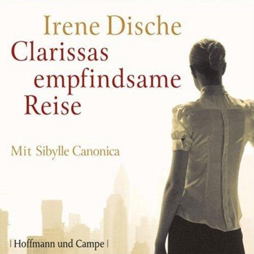 Clarissas empfindsame Reise audiobook cover art