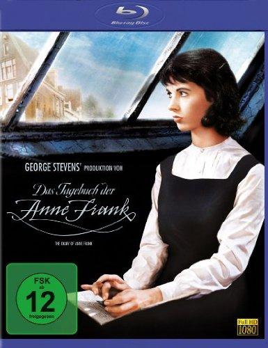 Das Tagebuch der Anne-Frank [Blu-Ray] [Import]