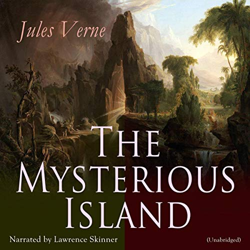 The Mysterious Island Titelbild