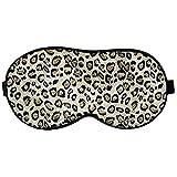 Novago Mascarilla de sueño y para viajes 100% pura seda natural, súper ligera, suave, confortable y transpirable