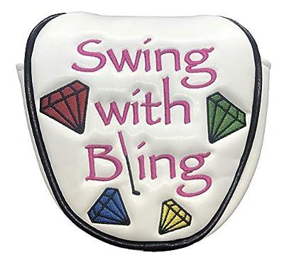 Giggle Golfschläger-Puttern-Abdeckung tolles Golf-Geschenk