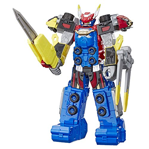 Power Rangers Beast Morphers Beast-X Megazord 10-Scale Action Figure Toy from TV Show