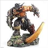 Mdcgok World of Warcraft Wow Garrosh Hellscream Figura de animación
