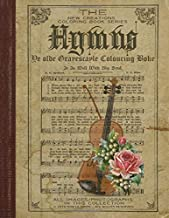 New Creations Coloring Book Series: Hymns
