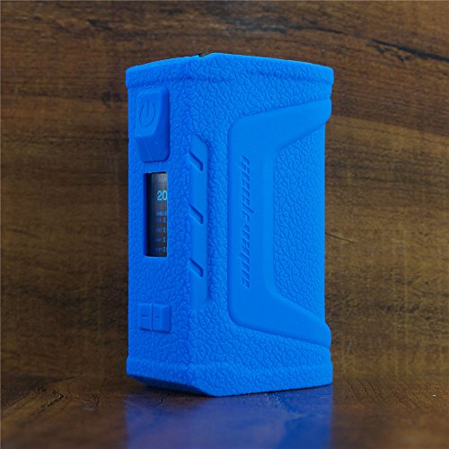 ModShield for GeekVape Aegis Legend 200W Silicone Case ByJojo Cover Shield Sleeve Wrap Skin (Blue)