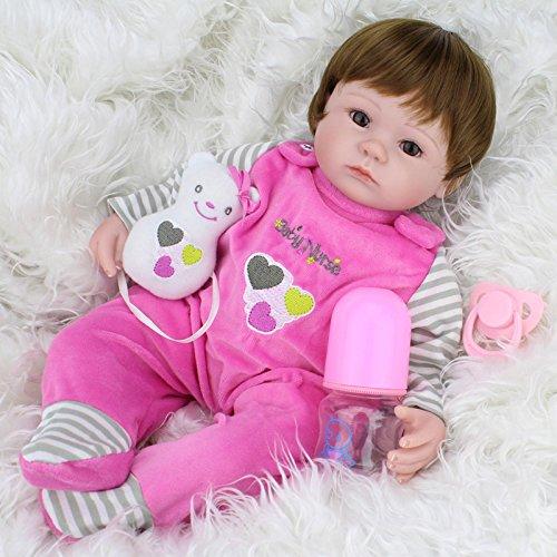 Silicone Baby Dolls Amazoncom