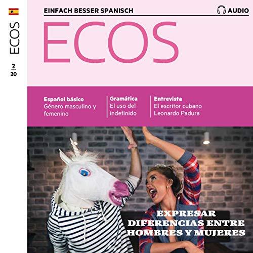 Ecos Audio - Expresar diferencias entre hombres y mujeres. 2/2020 Titelbild