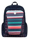 Roxy Alright - Mochila con estampado integral para mujer, multicolor, talla única