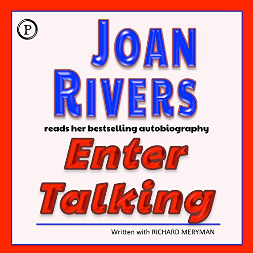 Enter Talking audiobook cover art