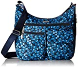 Baggallini womens  Everywhere Bagg with RFID, Pacific Pop, One Size
