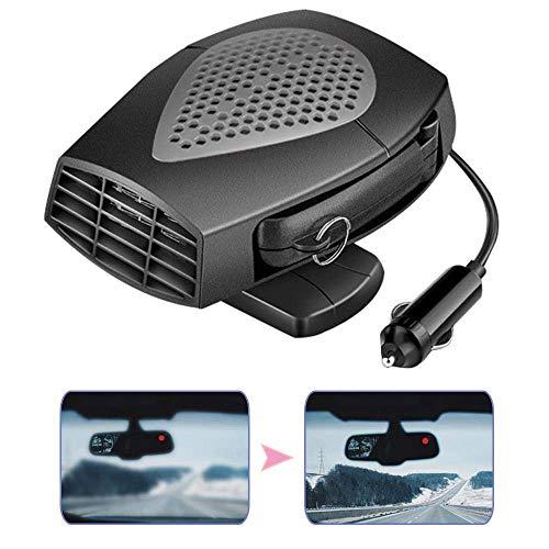 SSZZ Auto-verwarming, draagbaar, voor het ontdooien van radiatoren, warm en koud, automatische verwarming, 12 V/24 V