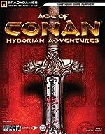 Age of Conan - Hyborian Adventures Official Strategy Guide de BradyGames