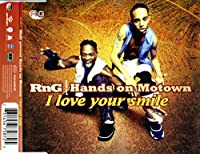 I love your smile-Hands on Motown [Single-CD]