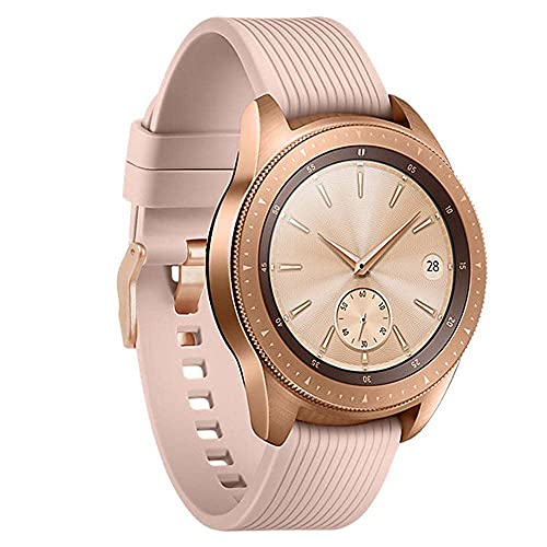 Apbands Correa de 20 mm compatible con Samsung Galaxy Watch 3 41 mm/Galaxy Watch Active 2 40 mm/44 mm/Active/Galaxy Watch 42 mm/Gear S2/Gear SPOR correa deportiva de silicona suave