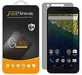 Supershieldz Designed for Huawei (Google) Nexus 6P Privacy (Anti Spy) Tempered Glass Screen Protector, Anti Scratch, Bubble Free