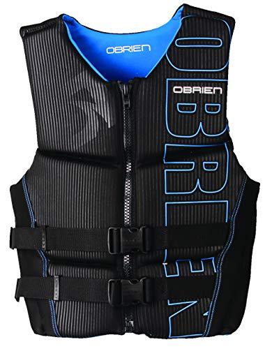 O'Brien Men's Flex V-Back Life Jacket, Blue, X-Large