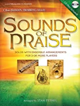 Sounds Of Praise: Solos with Ensemble Arrangements for 2 or More Players - C Bass With CD Bassoon/Trombone/Cello