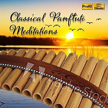 Classical Panflute Meditations