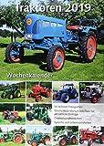 Wochenkalender Traktoren 2019 - garant Verlag GmbH