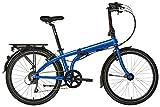 tern Node D8 - Bicicletas plegables - 24' azul...