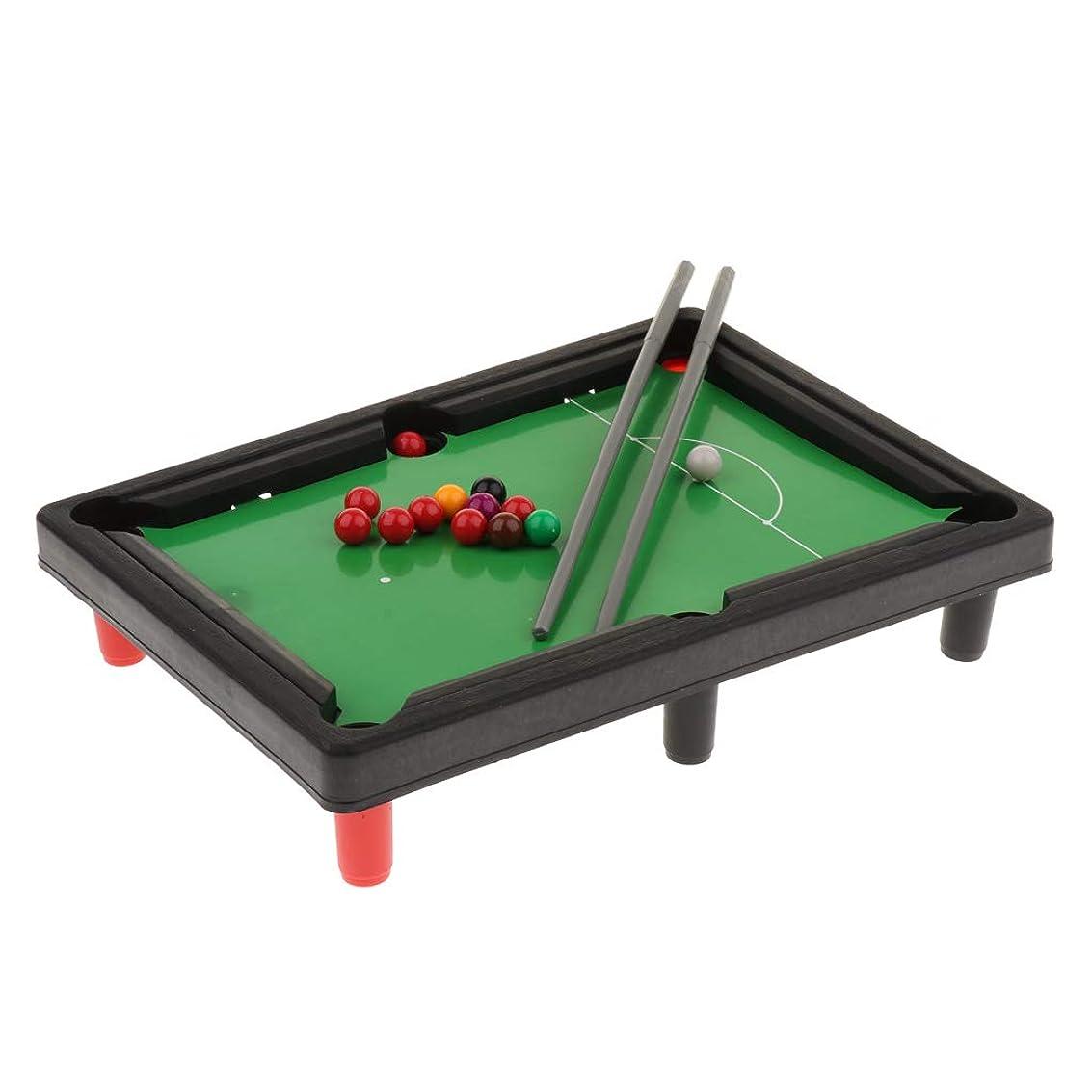 合理化突撃パリティCUTICATE ミニビリヤードボール 卓上プール デスクトップゲーム ミニテーブルゲーム 卓球 子供 おもちゃ